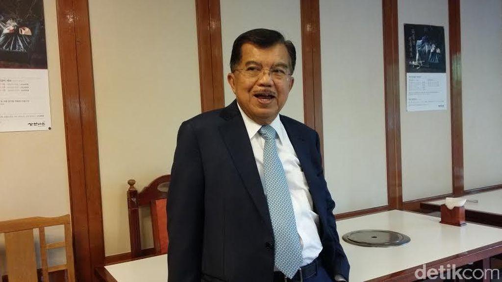 JK Puji Pelaksanaan Pilkada Serentak yang Berlangsung Aman