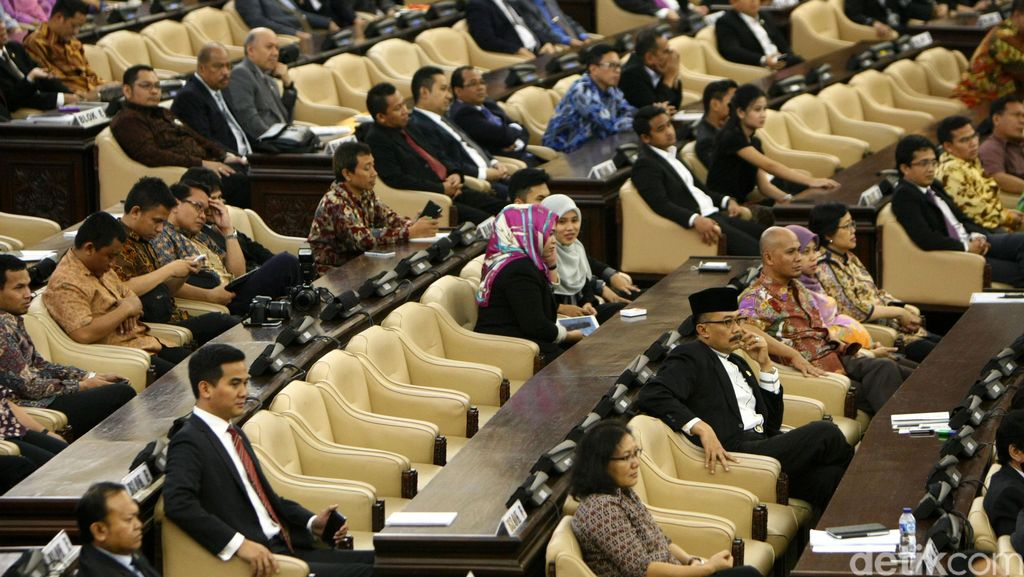 Ketua Baleg: Revisi UU MD3 Tergantung Pimpinan DPR