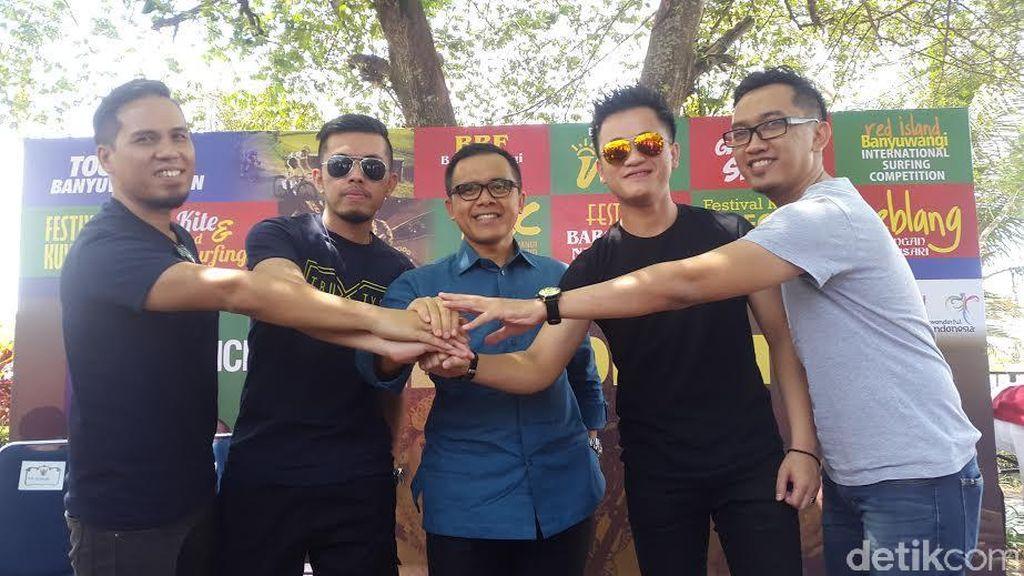 Bupati Anas dan Band Drive Gelorakan Perang Narkoba dan HIV/AIDS