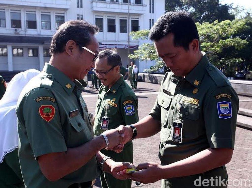 Perketat Kehadiran, Absensi PNS di Kota Bandung Pakai Sensor Wajah