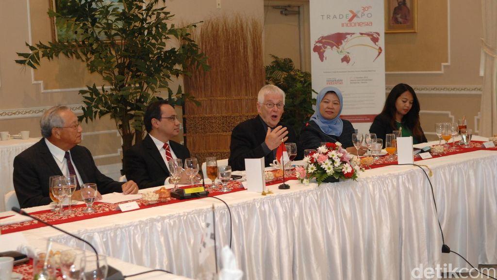 Ketika Diplomat 5 Negara Bicara Koperasi dan Ekonomi Dunia di KBRI Ottawa