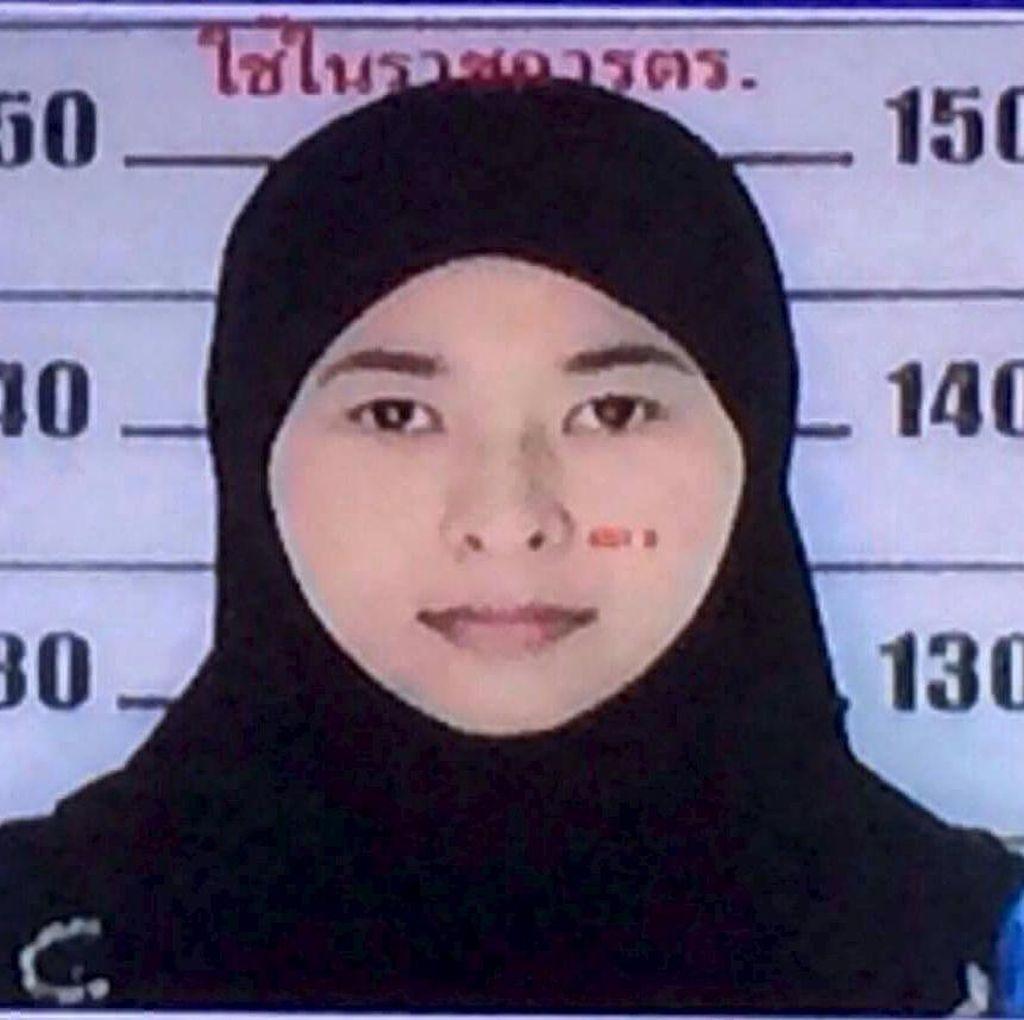 Disediakan Tiket Gratis, Tersangka Wanita Bom Bangkok Diminta Pulang