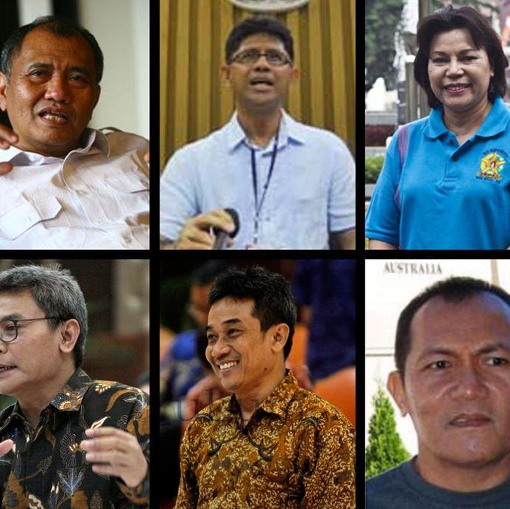 Jokowi Minta DPR Pilih 5 Capim KPK, Komisi III: Kami Tak Bisa Menjamin