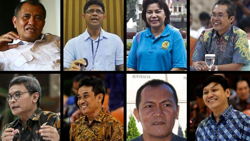 Pimpinan DPD RI Kritik Komisi III DPR Ulur-ulur Waktu Uji Capim KPK