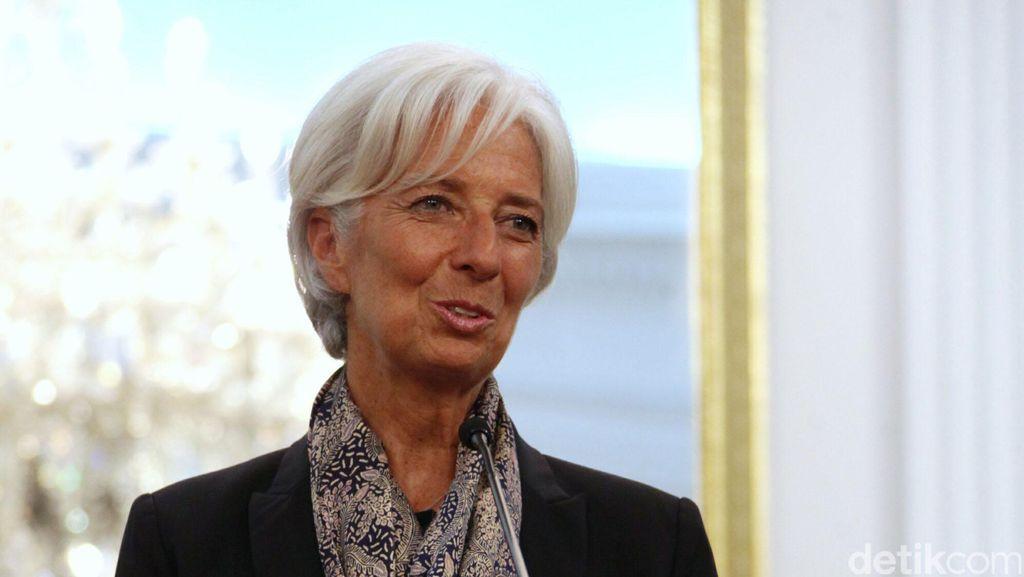 DPR Akan Terima Kunjungan Bos IMF, Tak Akan Bicara Utang