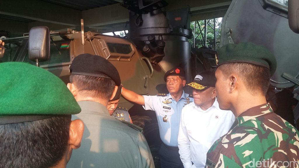 Soal Alutsista di Tubuh TNI, Menhan: Kita Mampu Beli yang Mahal
