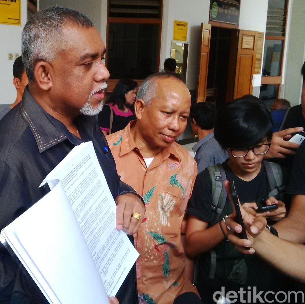 Pengacara: Hakim Minta Saksi Hadir untuk Konfirmasi Barang Keramat