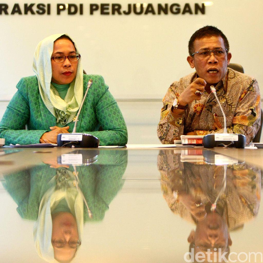 Diminta Jokowi, Masinton: PDIP Akan Pilih 5 dari 10 Capim KPK