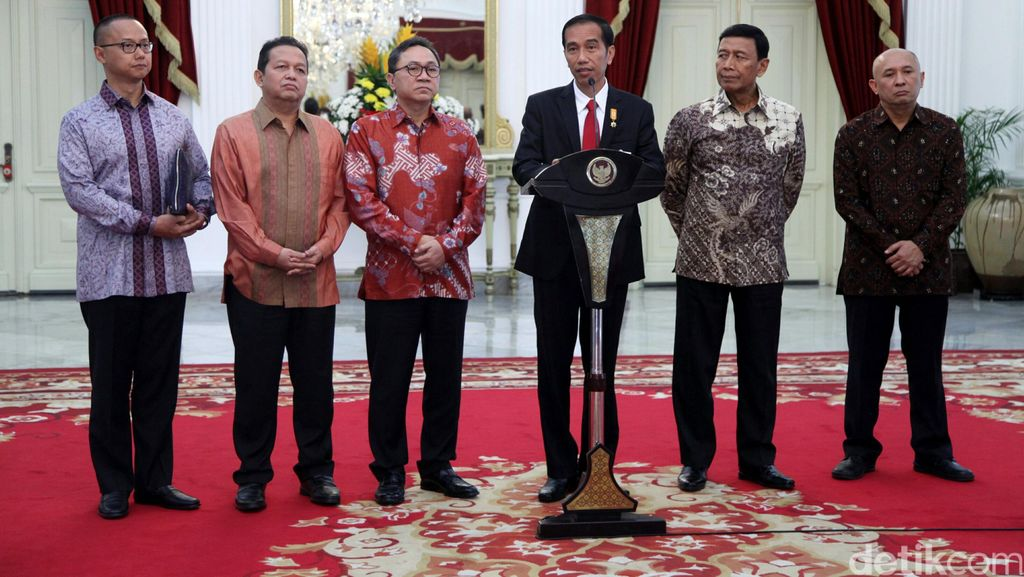 Dukung Jokowi, PAN: Kami Tidak Haus Kekuasaan