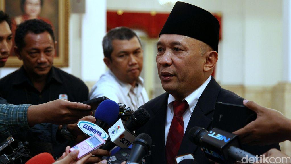 JK Ungkap Alasan Penunjukkan Teten Sebagai Kepala Staf Kepresidenan