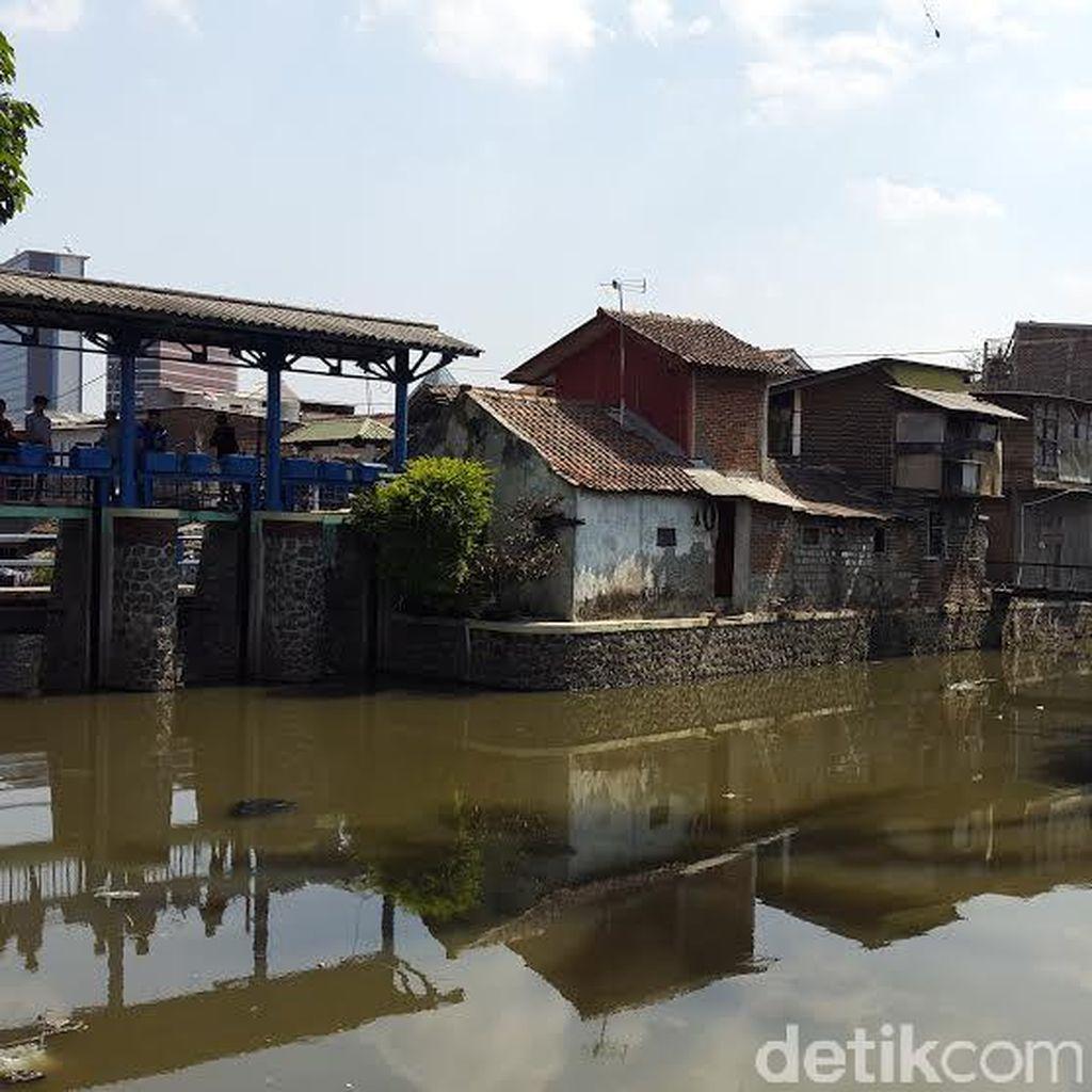 Sungai di Jembatan Opat Bandung Bakal Dibuat Seperti di Epicentrum Jakarta