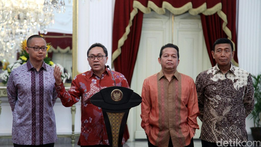 PAN Amankan Pemerintah Lewat Parlemen, Serahkan ke Jokowi Soal Kabinet