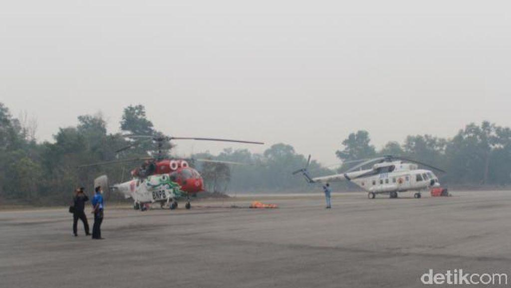 Bencana Kabut Asap, Jokowi Berencana Tinjau Hotspot di Riau