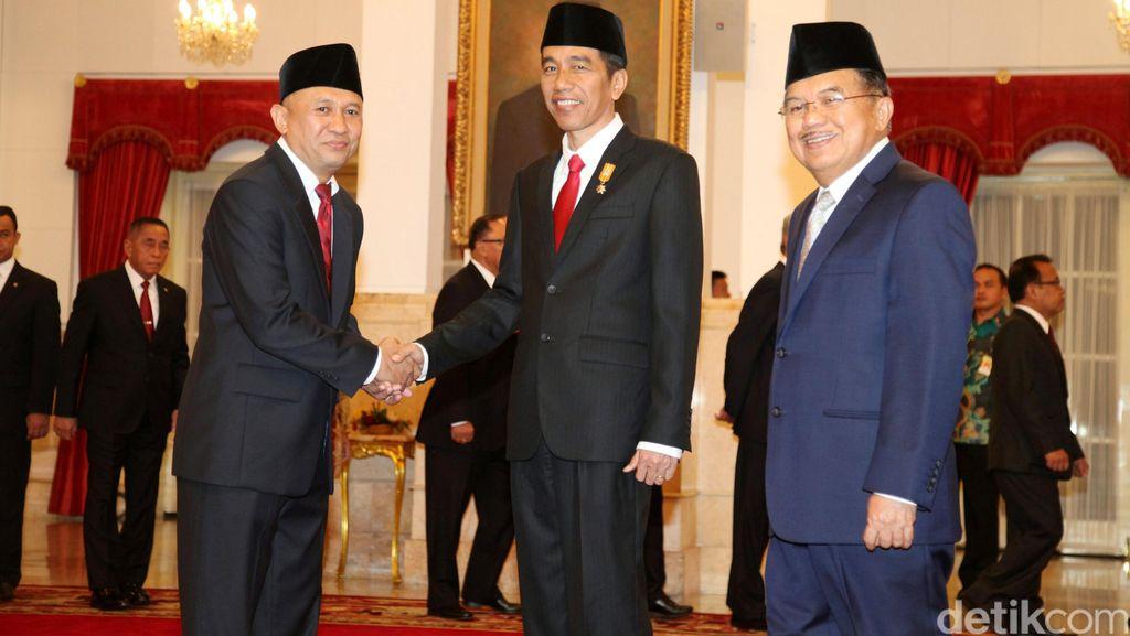 Cerita Teten yang Protes ke Jokowi karena Dipilih Mendadak Jadi KSP