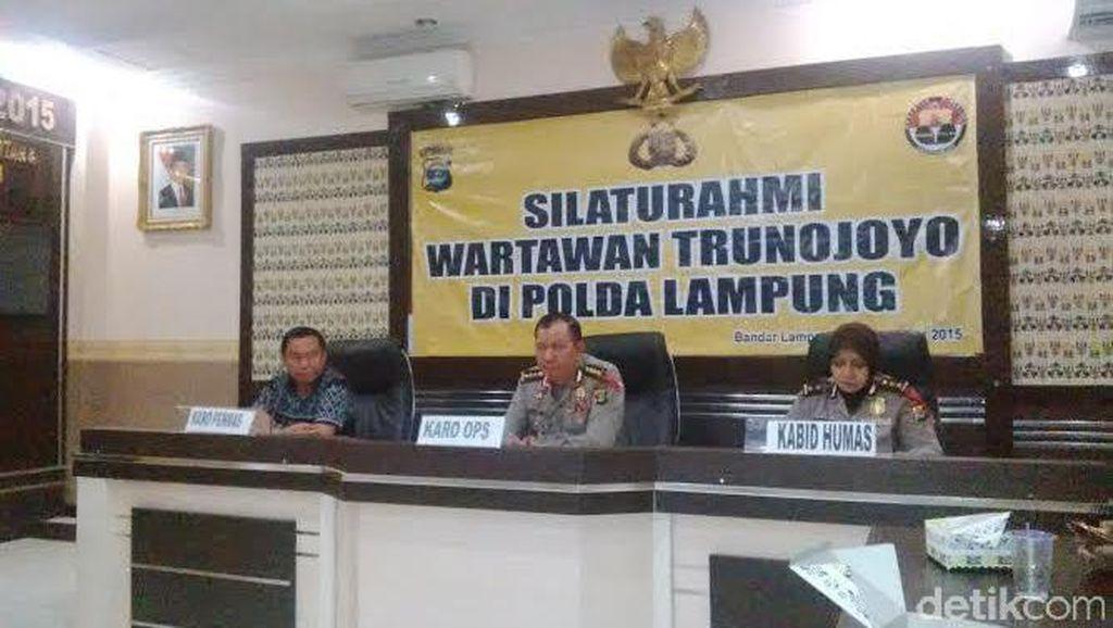 Polda Lampung: Kami 99,5 Persen Siap Mengamankan Pilkada Serentak