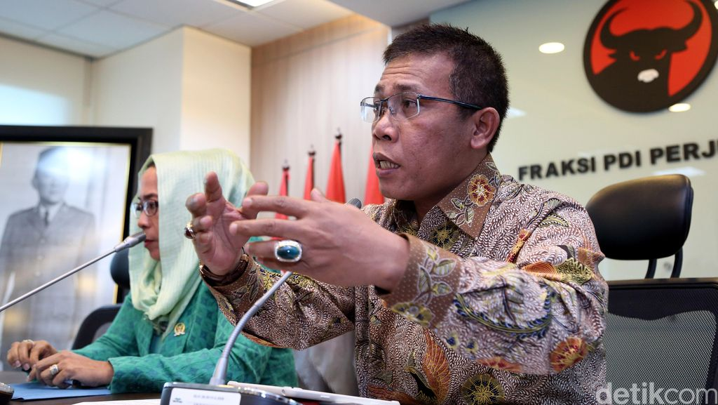 Masinton: Saya Bersedia Kembalikan Tunjangan Kalau Diajak Pimpinan DPR