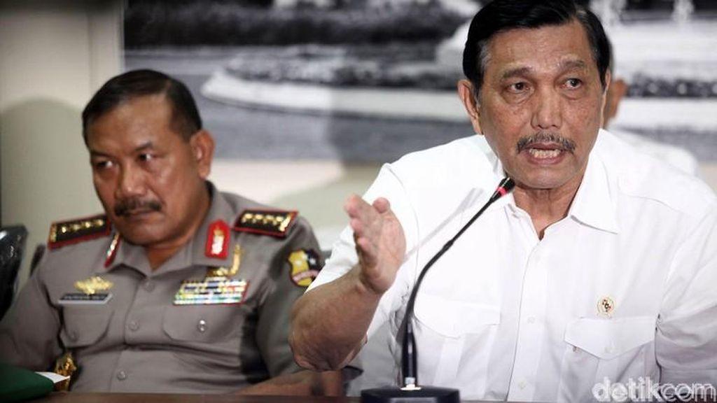 Ridwan Kamil Tagih Utang Sisa KAA, Luhut: Saya Janji Segera Dikirim