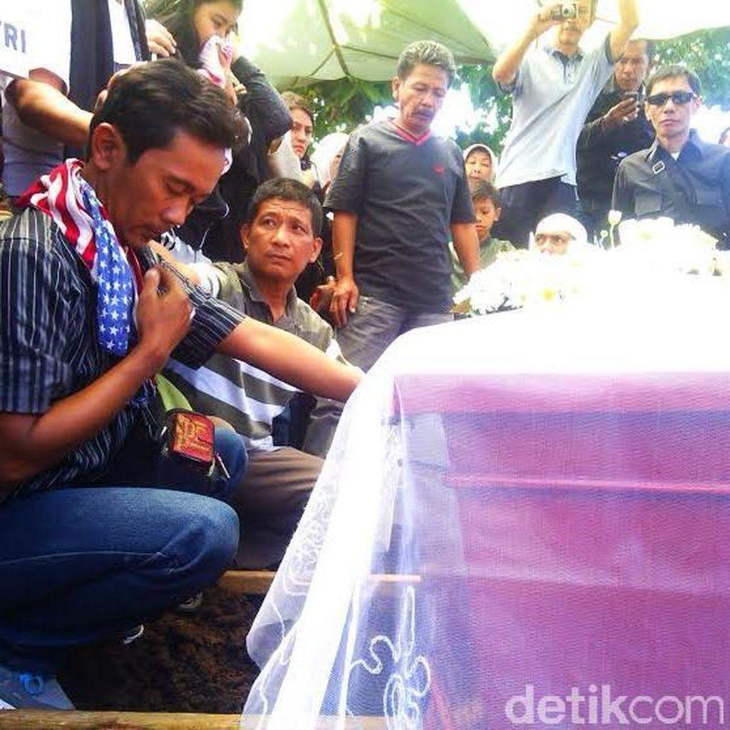 Insiden Palu Maut, Begini Reaksi Ayah Siswi SMP 51 Bandung Korban Pembunuhan
