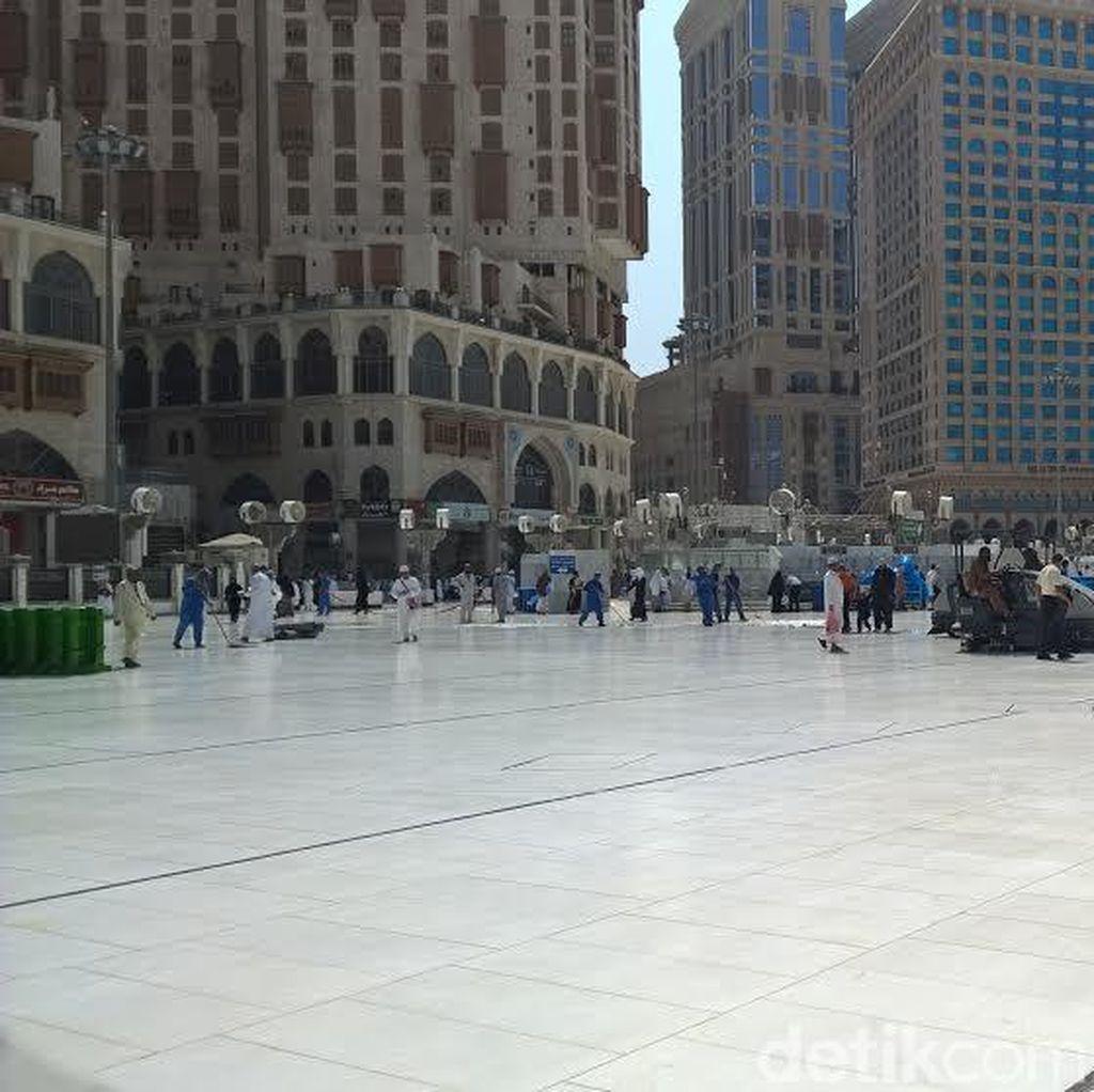 Sowan dari Sektor ke Sektor, Petugas PPIH Ingatkan Jemaah Soal Manasik Haji