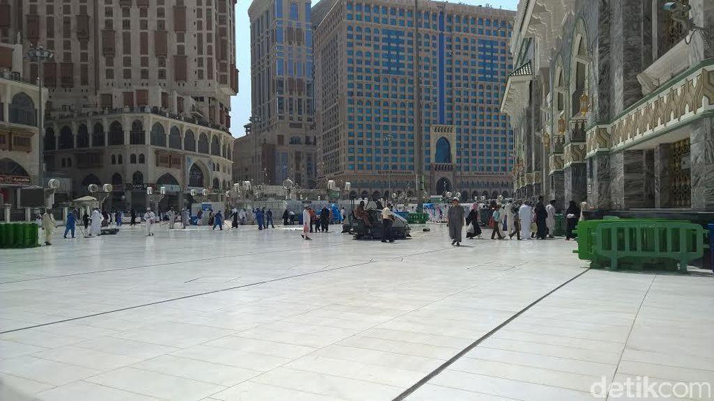 Penjaga Kebersihan Masjidil Haram, Pewaris Amanah Nabi