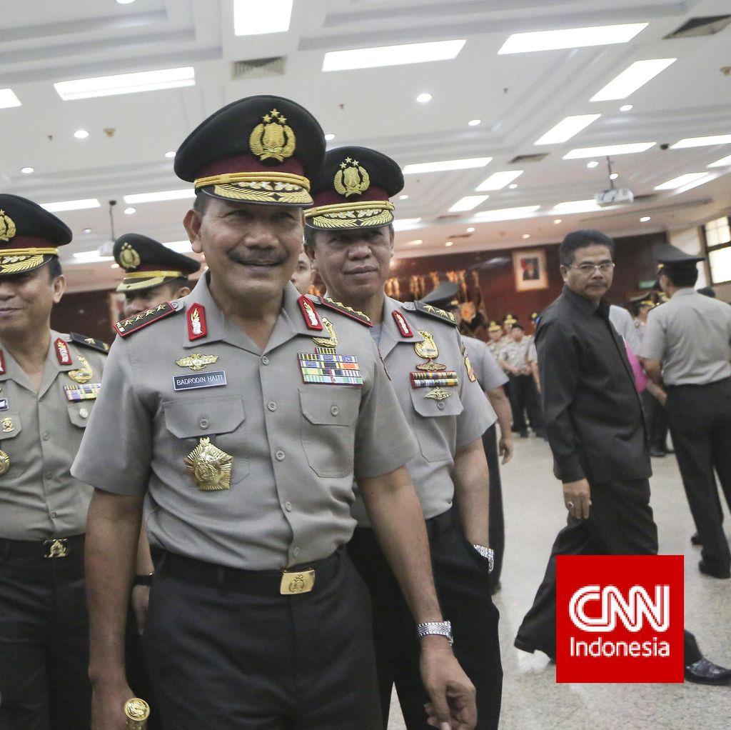 Teken MoU, Kapolri Berharap Teknologi LAPAN Bantu Berantas Teroris di Poso