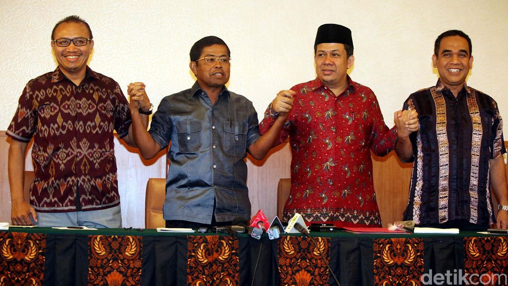 PAN Gabung Pemerintah, Fahri Hamzah Ungkit Komitmen Koalisi Permanen