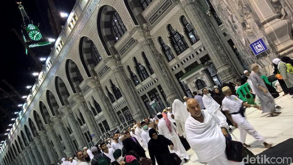 Waspada Jemaah! Hati-hati Copet dan Tukang Tipu di Masjidil Haram