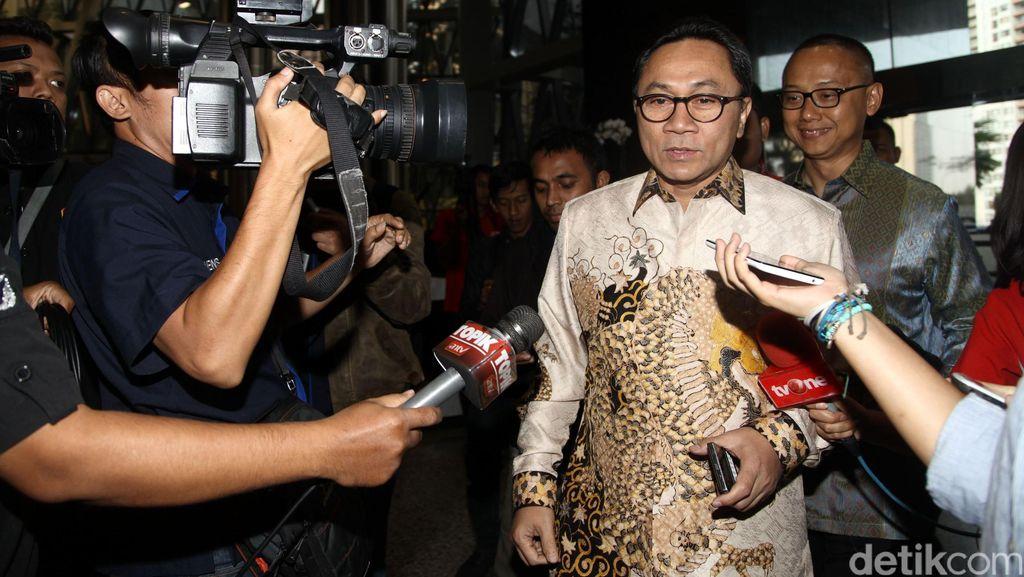 PD-Gerindra Tolak Revisi UU KPK, PAN Tunggu Pembahasan dengan Pemerintah