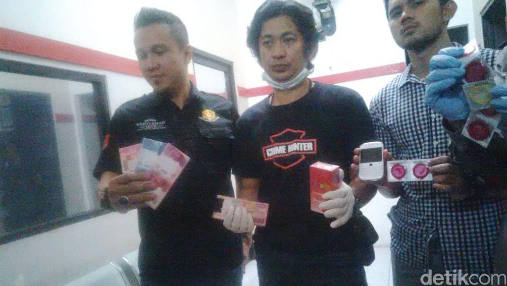 Kasus Prostitusi dan Narkoba, Model AS Terima 3 Order selama di Surabaya