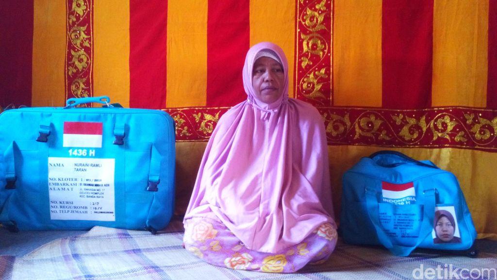 Cerita Haru Nuraini, Tukang Cuci yang Naik Haji setelah Menabung 17 Tahun