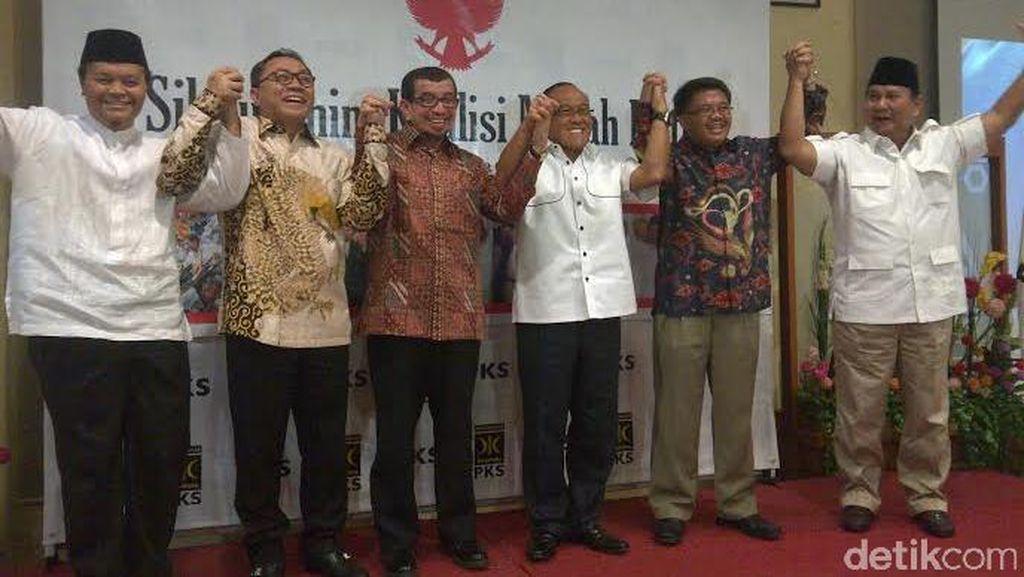 Gabung Pemerintah, PAN Akan Tetap Diundang ke Acara KMP