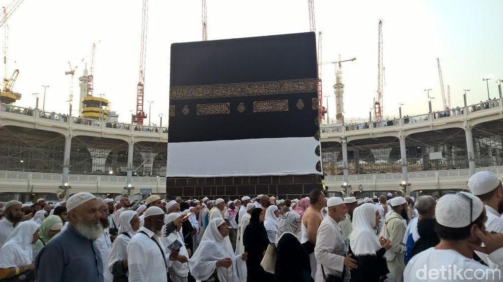 Jelegar! Ajian Khusus BPHI Makkah Agar Kesehatan Jemaah Terjaga