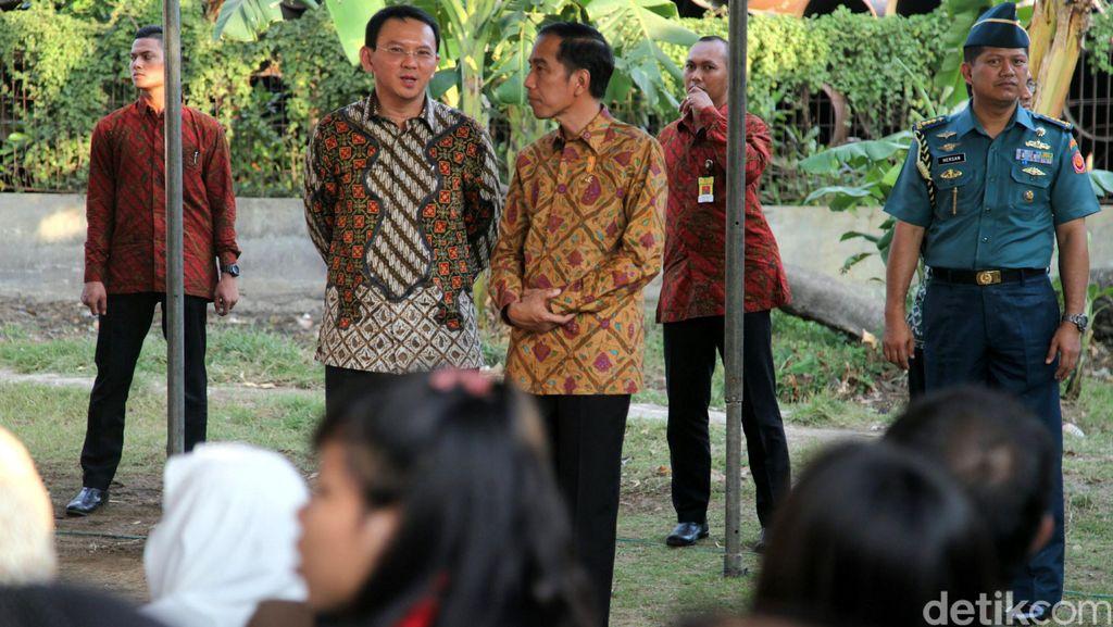 Ini Alasan Ahok dan Jokowi Blusukan di Cilincing Jakut