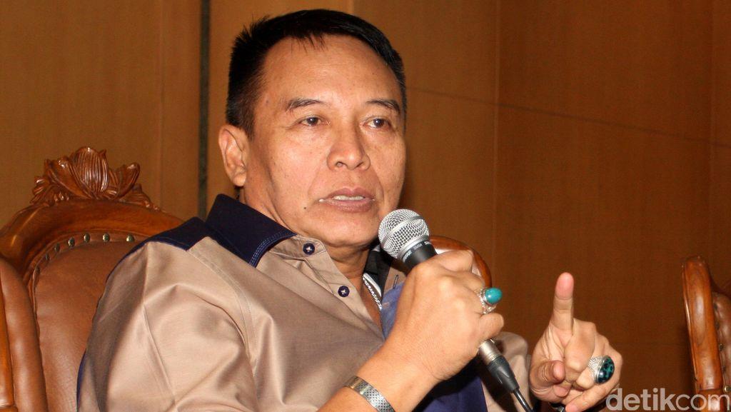 Komisi I Gelar Raker dengan Menhan Bahas Alutsista Sampai Anggaran