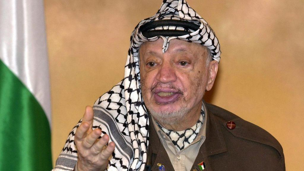 Prancis Tutup Kasus Kematian Arafat, Pengacara dan Palestina Mengecam