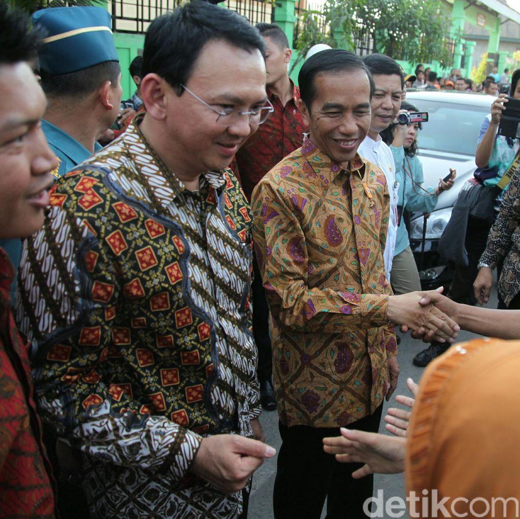Ahok: Presiden Jokowi Ingin Jakarta Jadi Contoh Reformasi Birokrasi