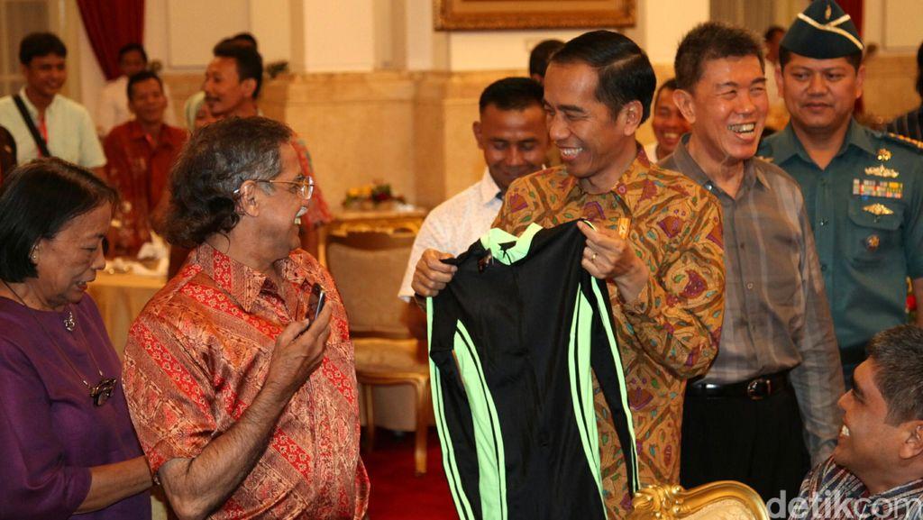 Jokowi: Pasar di Jakarta Urusan Ahok, Tapi Saya Jadi Tahu Masalahnya