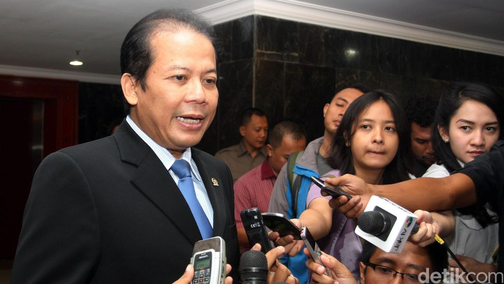 Taufik Kurniawan: Revisi UU KPK Menunggu Pembahasan APBN 2016 Selesai