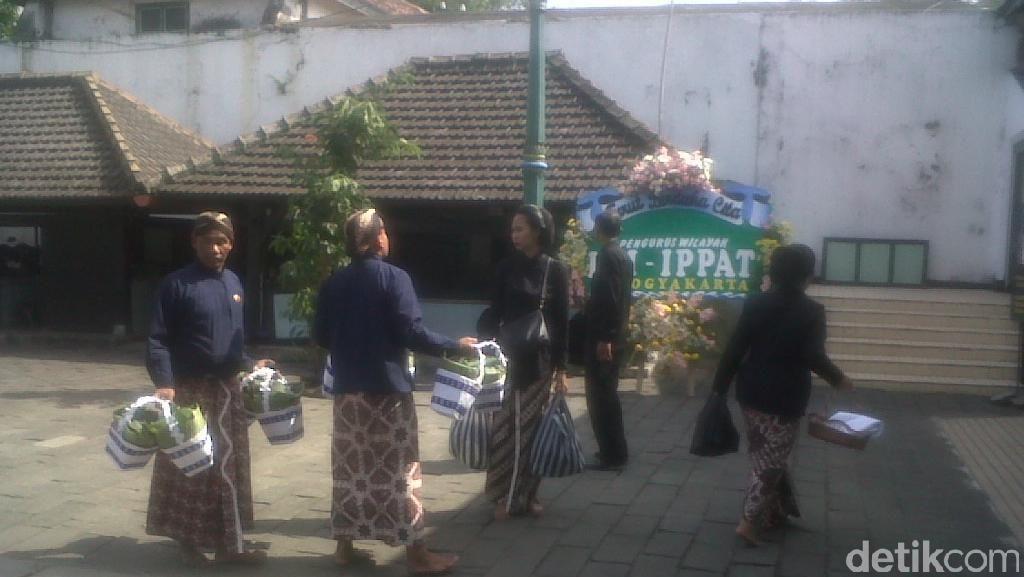 Istri Sultan HB IX Wafat, Keraton Yogyakarta Berduka