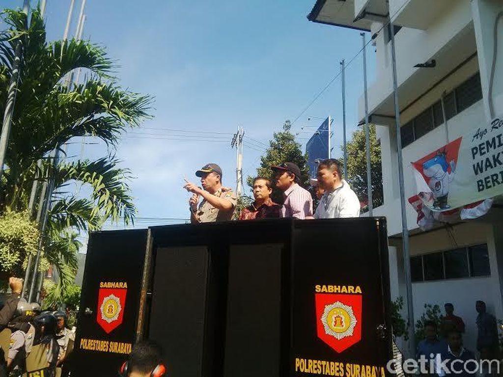Dituding Tidak Transparan, KPU Surabaya Minta Parpol Juga Jujur