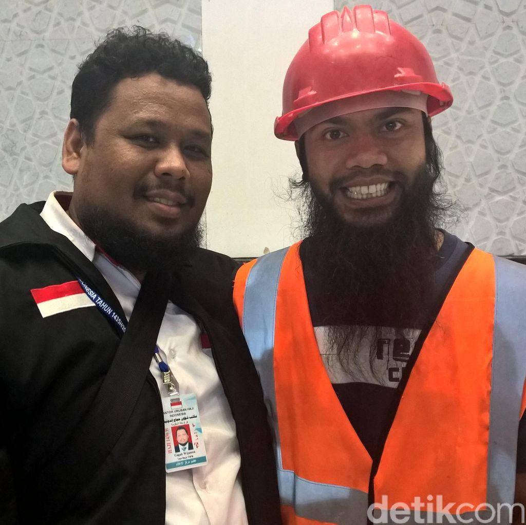 Proyek Ekspansi Masjidil Haram Made by Indonesian, <i>Syukron</i> Sudirman!