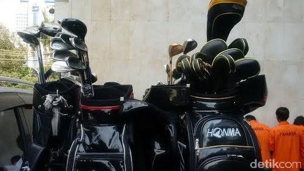 Berlagak Bos, Komplotan Perampok ini Incar Stik Golf di Rumah Mewah