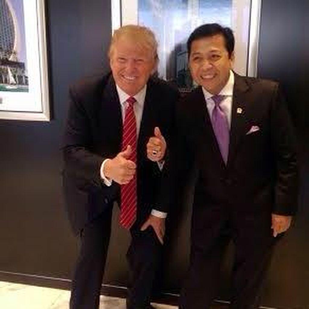 Ketua F-PAN: Novanto Gayanya Agak Mirip Donald Trump
