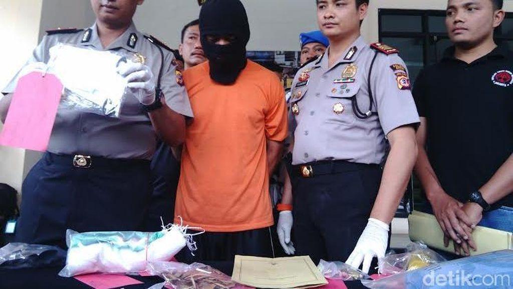 Ini Cerita Suami yang Tega Bunuh Istrinya dan Buang Jasadnya di Bogor