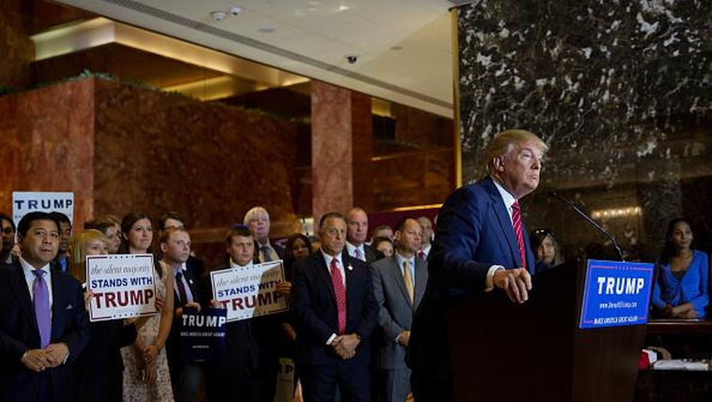 PDIP Desak MKD Usut Motif Pimpinan DPR Hadiri Kampanye Donald Trump