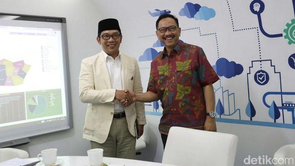 Wapres ADB Kunjungi Ridwan Kamil, Ada Apa?