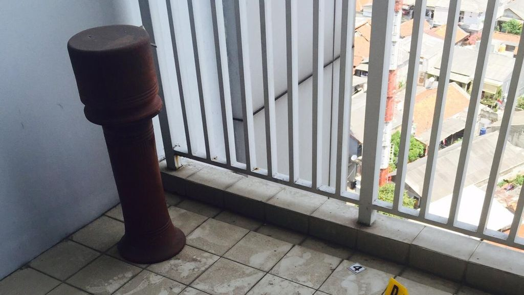 Pemilik Unit Apartemen Mengaku Sempat Cegah Inne Saad Loncat