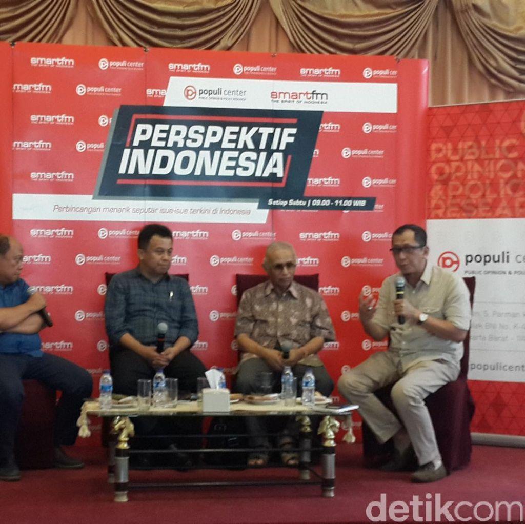 Dukungan PAN Diyakini akan Buat Jokowi Lebih Independen dari KIH