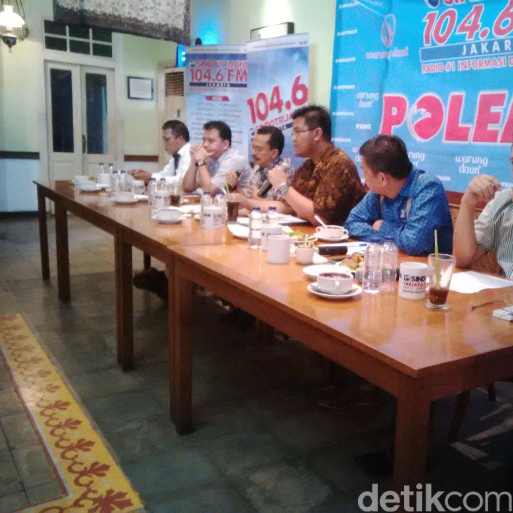 Bambang Soesatyo: PAN Jalin Cinta Segitiga dengan KMP dan KIH