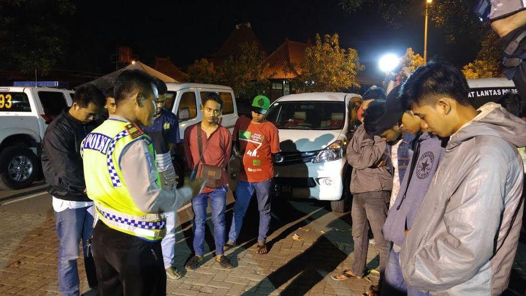 Remaja yang Terlibat Balap Liar di Tangerang Takut Kalau Sudah Dipanggil Ortunya